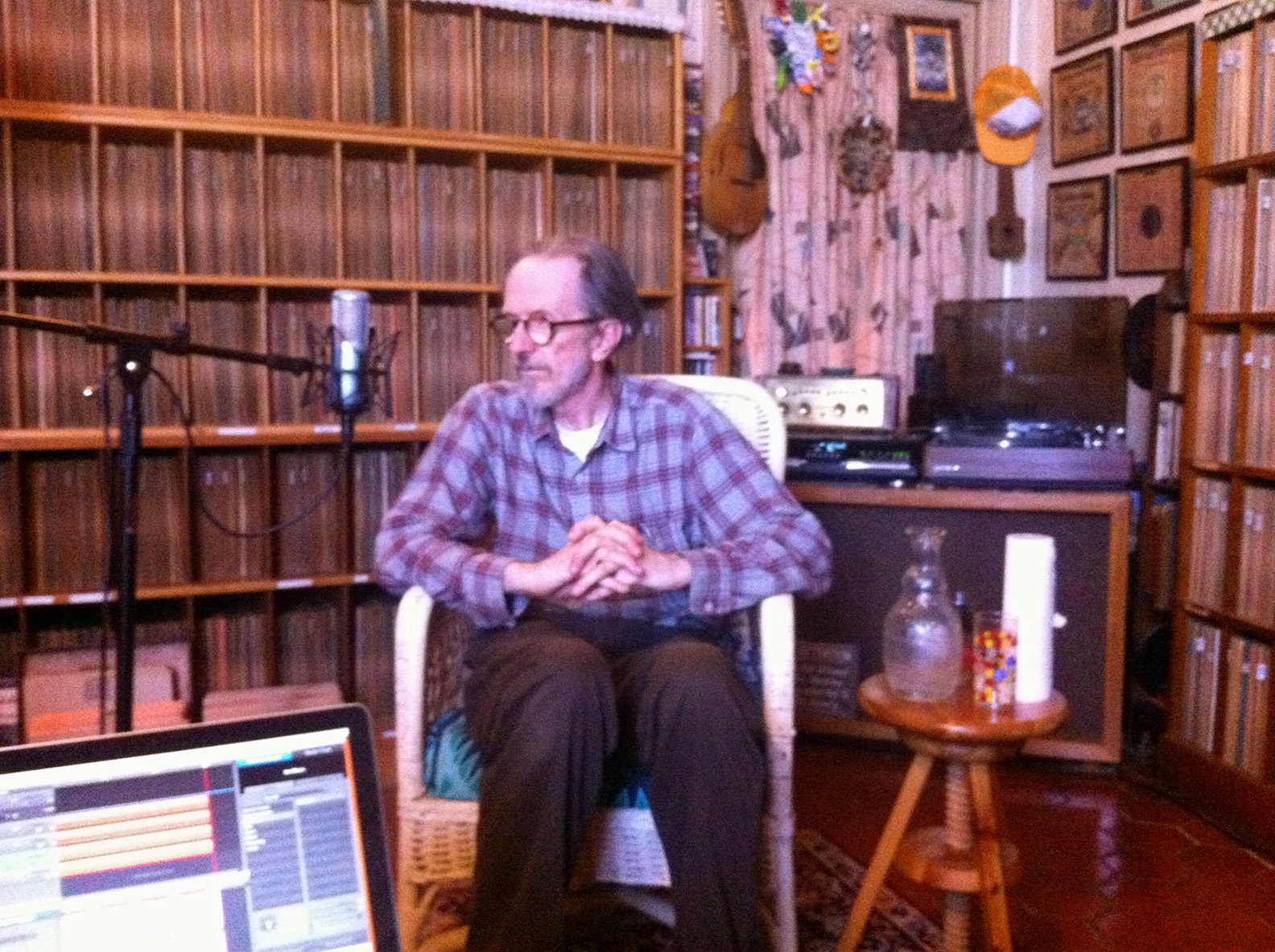 r. crumb record room john's old time radio show