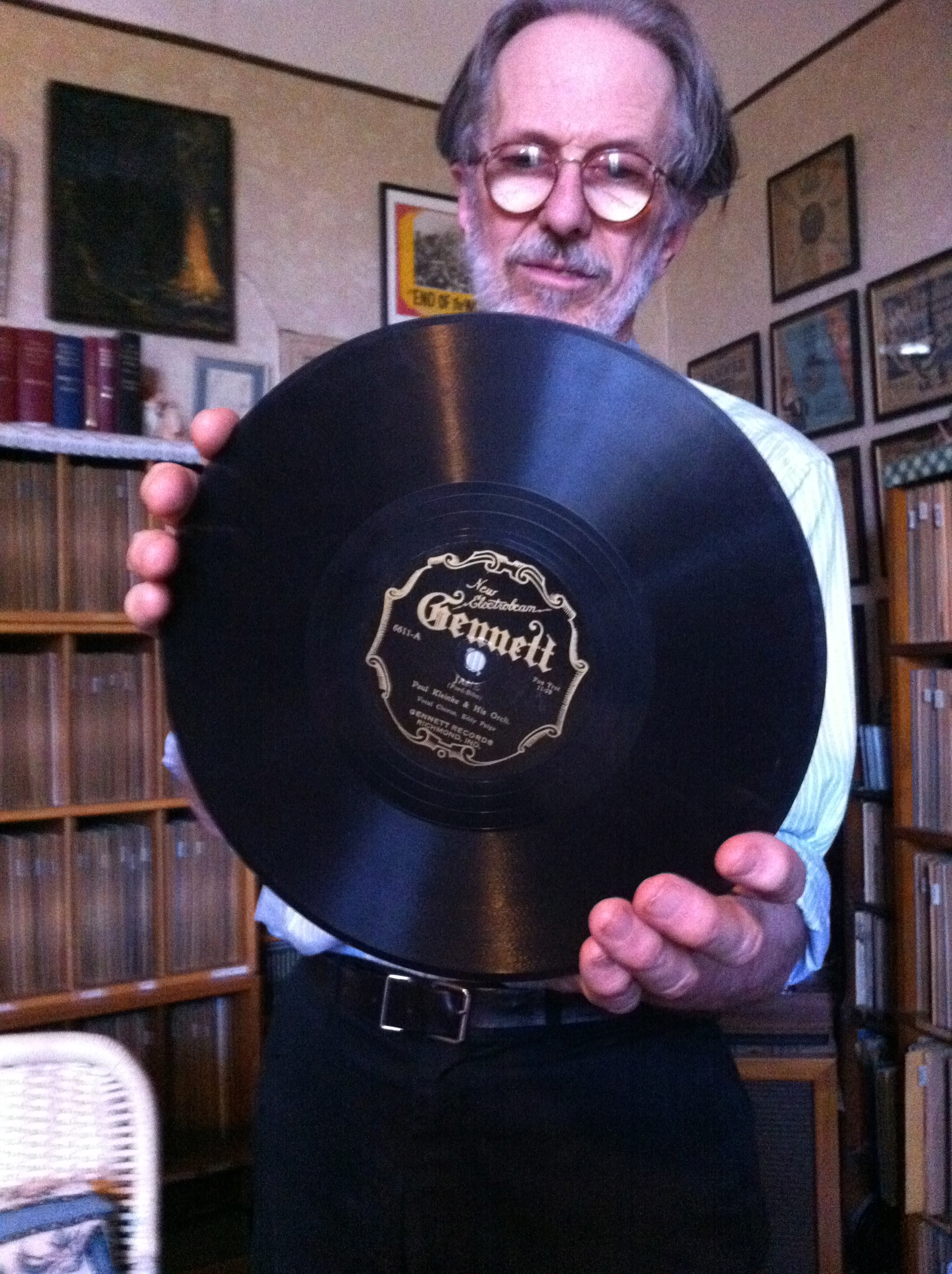 OTRS  24     Robert Crumb   s Record Room Part 6    That   s What I    Ernest Thomas Blind