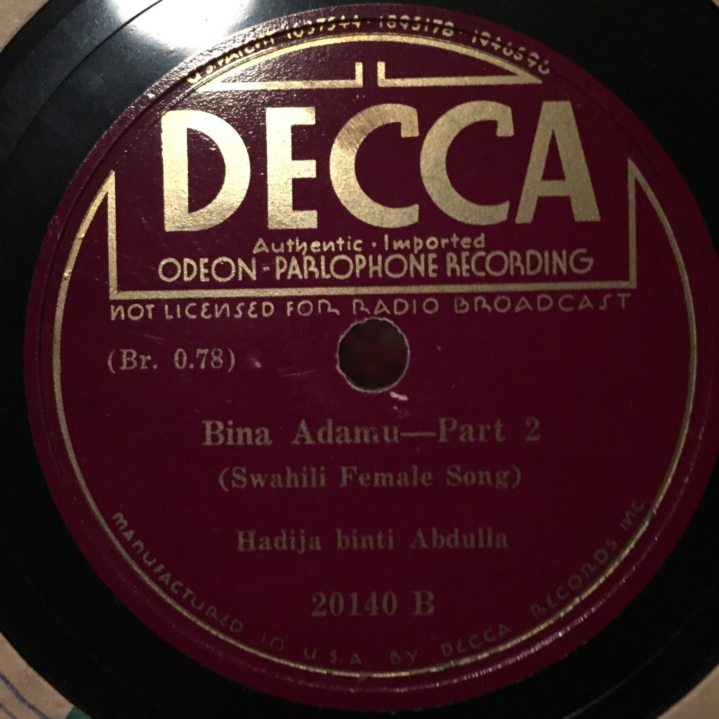 vocalion | John's Old Time Radio Show